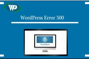 WordPress Error 500